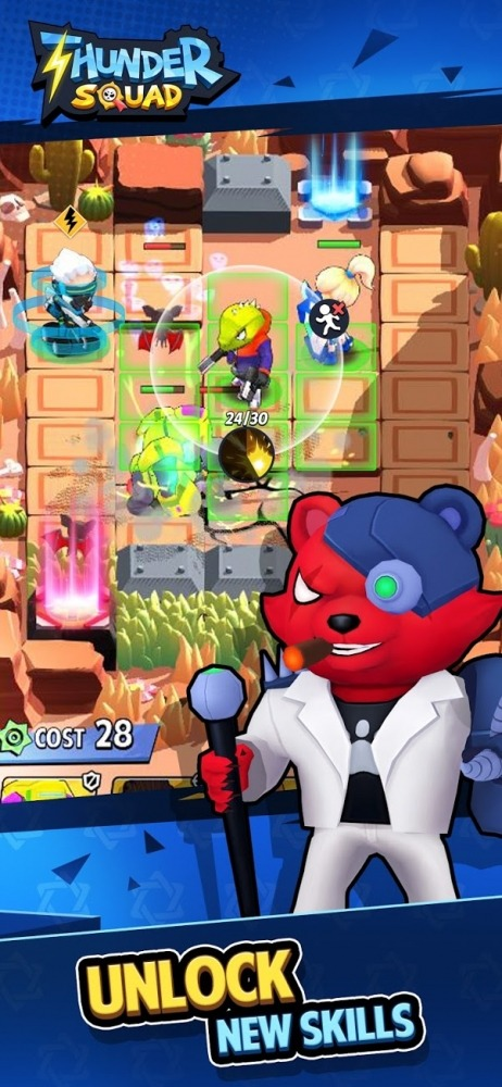 Thunder Squad Android Game Image 4
