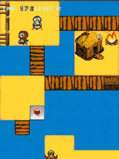 Escape To Antarctica Java Game Image 3