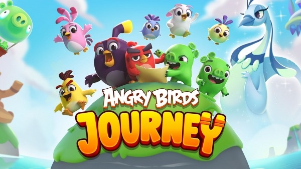 Angry Birds Journey Android Game Image 1