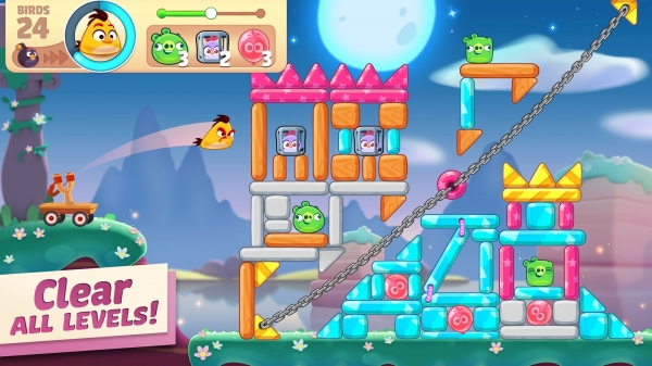 Angry Birds Journey Android Game Image 4