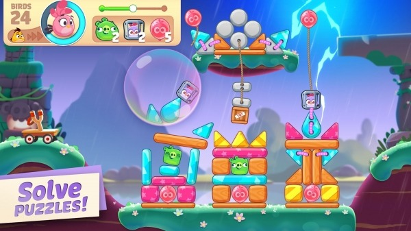 Angry Birds Journey Android Game Image 5