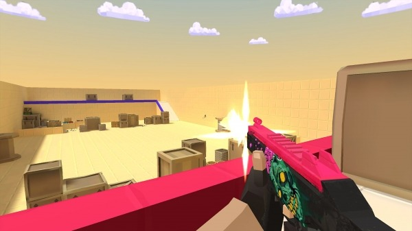 BLOCKFIELD - 5v5 Shooter Android Game Image 2
