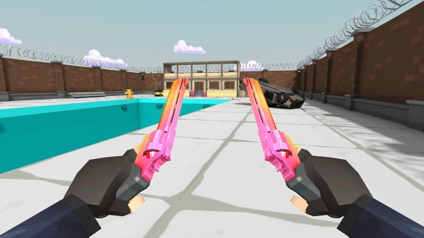BLOCKFIELD - 5v5 Shooter Android Game Image 3