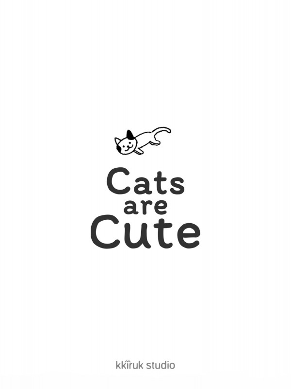 Cats Are Cute Android Game Image 1