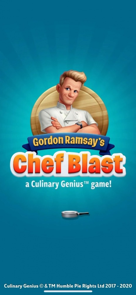 Gordon Ramsay: Chef Blast Android Game Image 1
