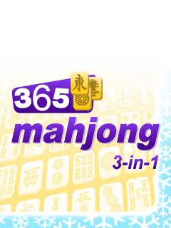 365 Mahjong 3-in-1 Java Game Image 1