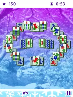 365 Mahjong 3-in-1 Java Game Image 2