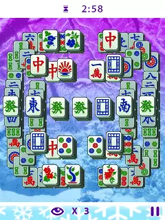 365 Mahjong 3-in-1 Java Game Image 4