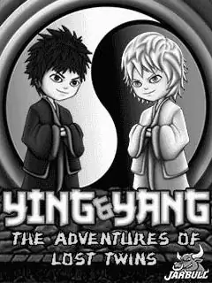 Ying Yang: The Adventures Of Lost Twins Java Game Image 1