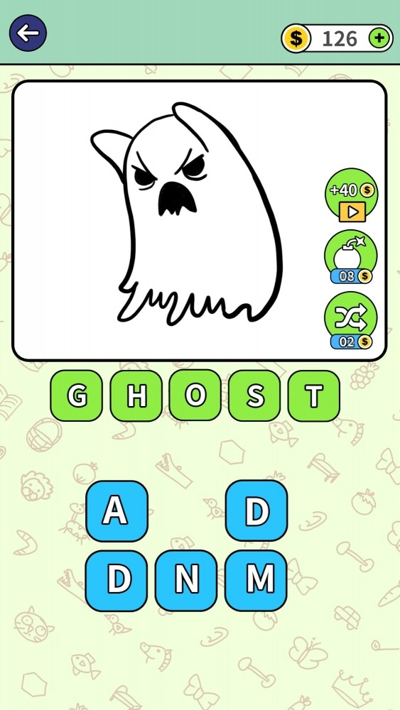 Draw Story: Words Edition Android Game Image 3