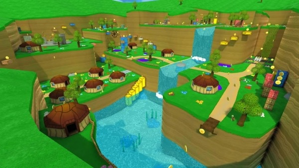 Super Bear Adventure Android Game Image 1