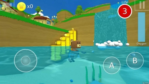 Super Bear Adventure Android Game Image 3
