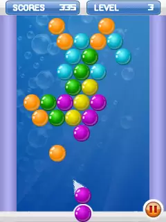 Bubble Shooter Java Game Image 2