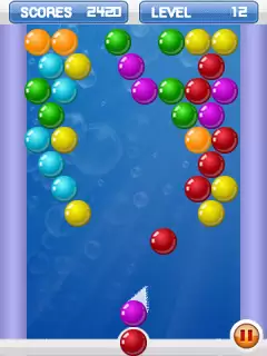 Bubble Shooter Java Game Image 3