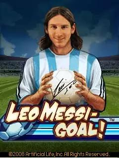Leo Messi Goal Java Game Image 1