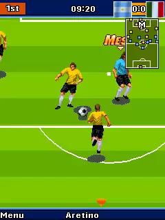 Leo Messi Goal Java Game Image 4