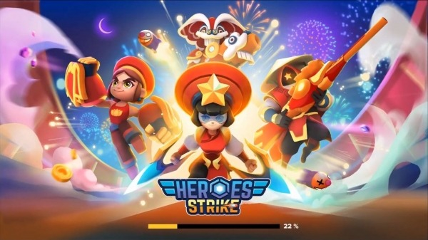 Heroes Strike Offline - MOBA & Battle Royale Android Game Image 1