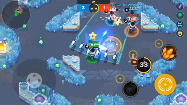 Heroes Strike Offline - MOBA & Battle Royale Android Game Image 2