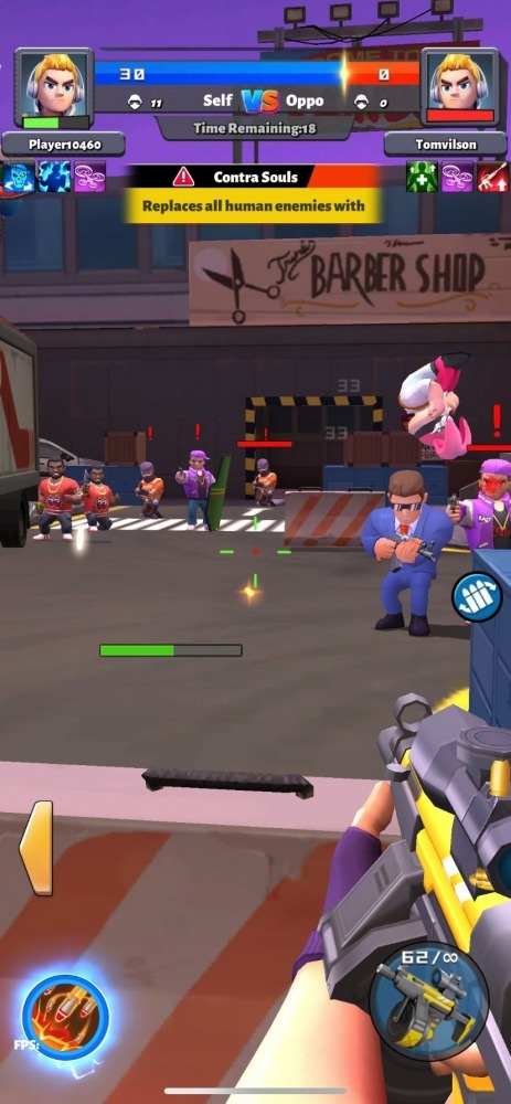 Street Boss : Shootout Android Game Image 2