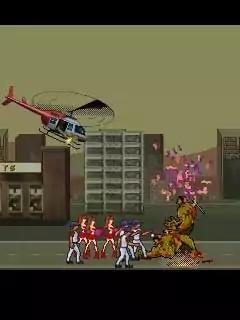 Baseball Vs Zombies Java Game Image 4