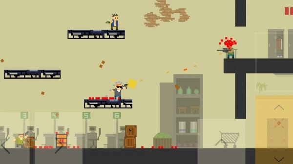Alex, Give My Money Back Android Game Image 3