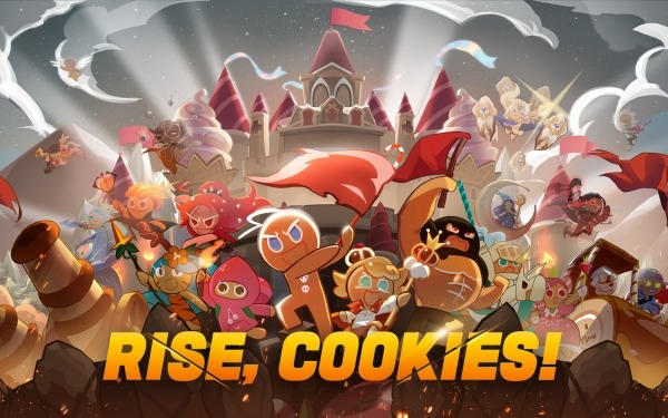 Cookie Run: Kingdom Android Game Image 1