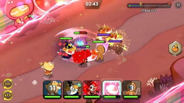Cookie Run: Kingdom Android Game Image 3