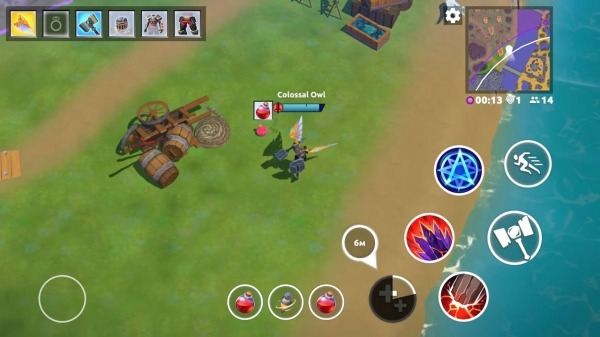 FOG - Battle Royale Android Game Image 1