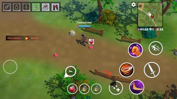 FOG - Battle Royale Android Game Image 2