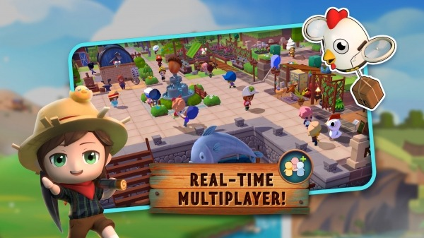 Pocket Pioneers Android Game Image 1