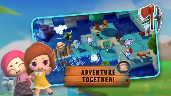 Pocket Pioneers Android Game Image 2