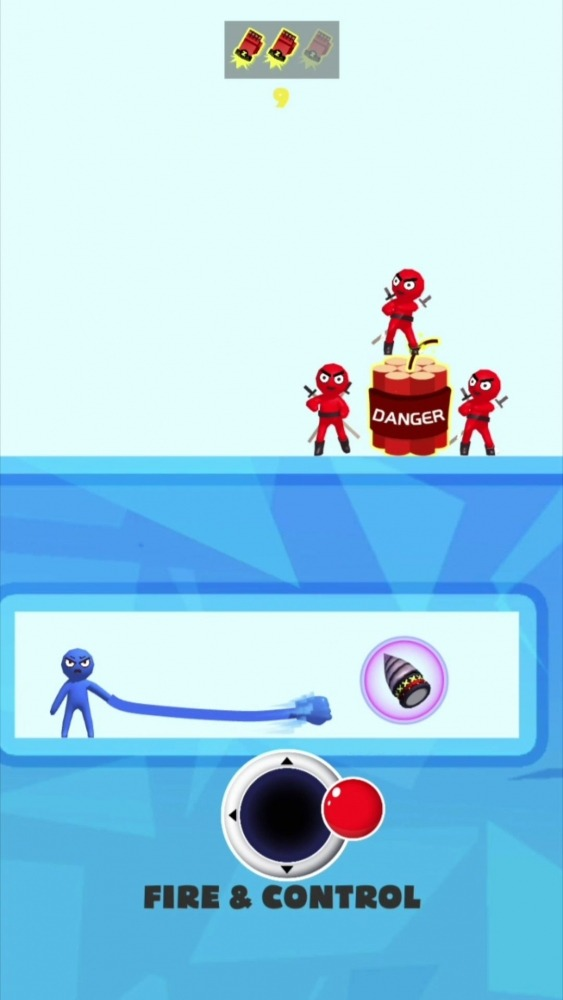 Rocket Punch! Android Game Image 1