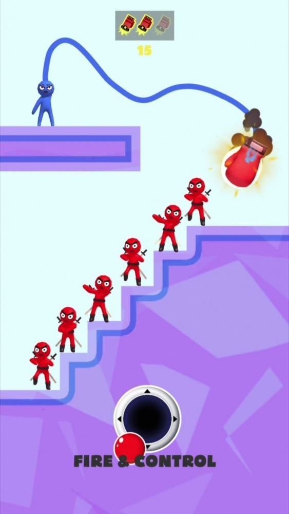 Rocket Punch! Android Game Image 3