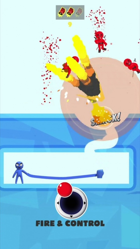 Rocket Punch! Android Game Image 4
