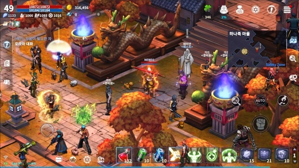 Zone4M : Infinite Contend Android Game Image 4