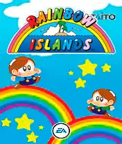 Rainbow Islands Java Game Image 1