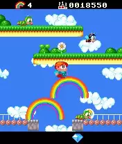 Rainbow Islands Java Game Image 2
