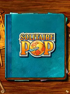 Solitaire POP Java Game Image 1