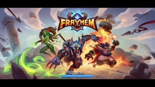 Frayhem - 3v3 Brawl, Battle Royale, MOBA Arena Android Game Image 1