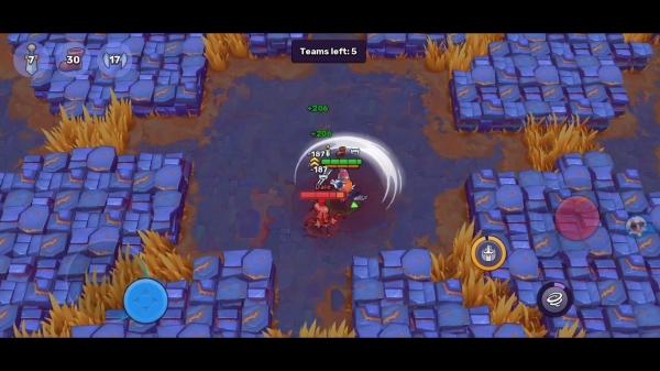 Frayhem - 3v3 Brawl, Battle Royale, MOBA Arena Android Game Image 4