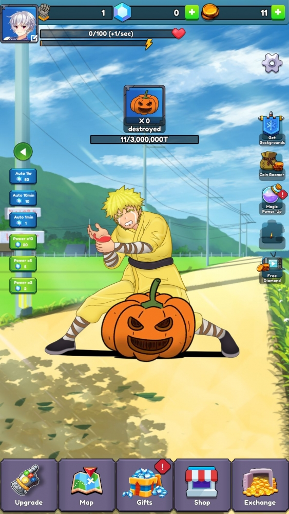 Tap Break Them All : Clicker Hero Android Game Image 4