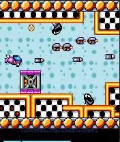 Black Parodius Java Game Image 3