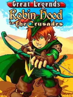Robin Hood 2: In The Crusades Java Game Image 1