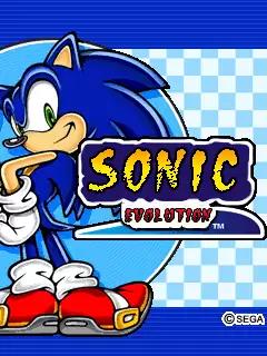 Sonic Evolution Java Game Image 1