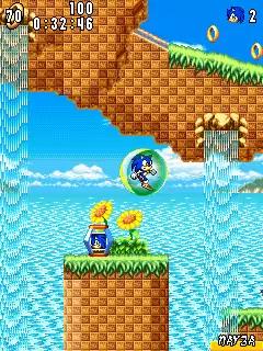 Sonic Evolution Java Game Image 2