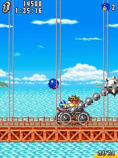Sonic Evolution Java Game Image 3