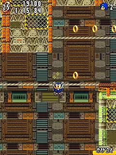 Sonic Evolution Java Game Image 4
