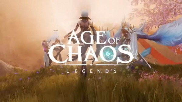 Age Of Chaos: Legends Android Game Image 1