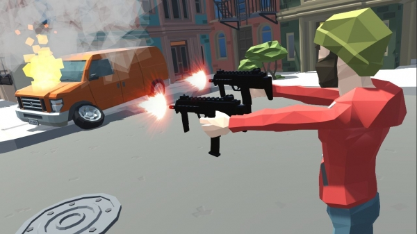 Crime 3D Simulator Android Game Image 3