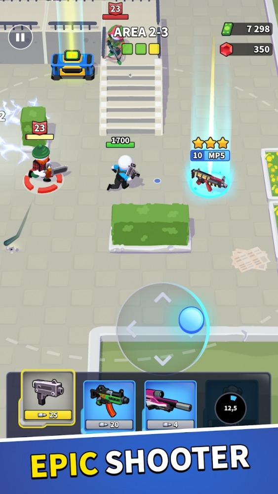 Squad Alpha Android Game Image 1
